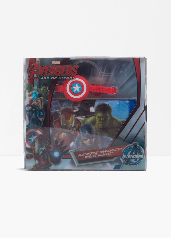 The Avengers case and bracelet set