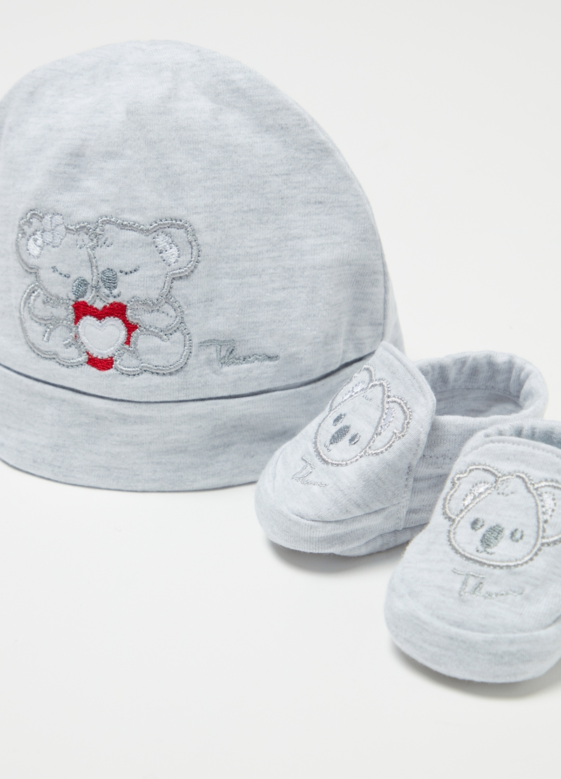 Thun Shoes And Hat Set Ovs Es