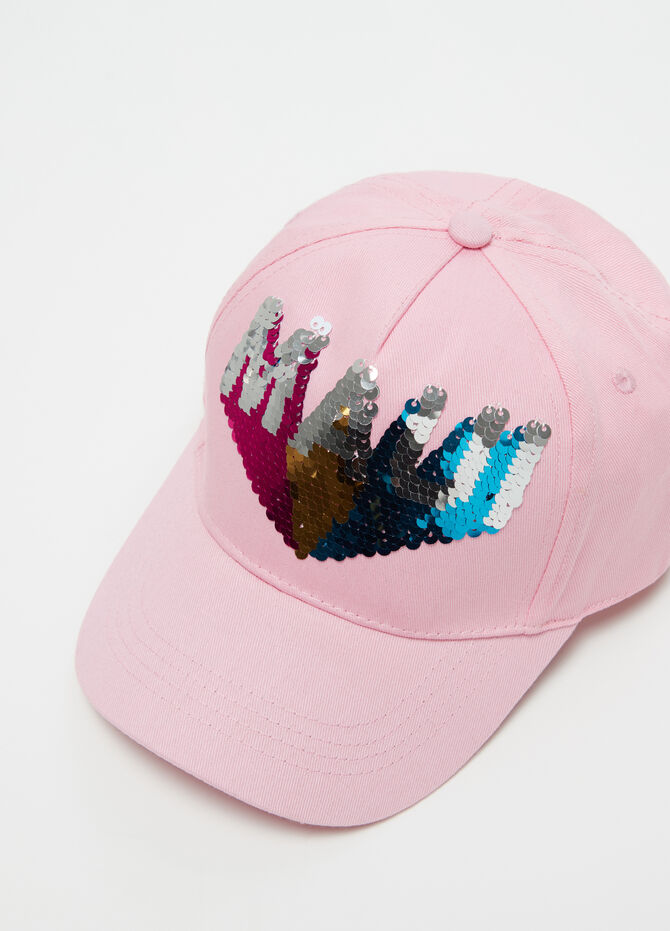 Maui and Sons baseball cap with sequins