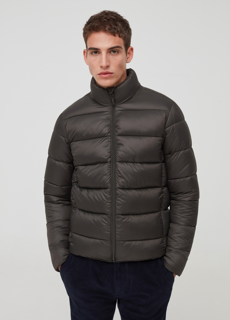 Padded full-zip jacket image number null
