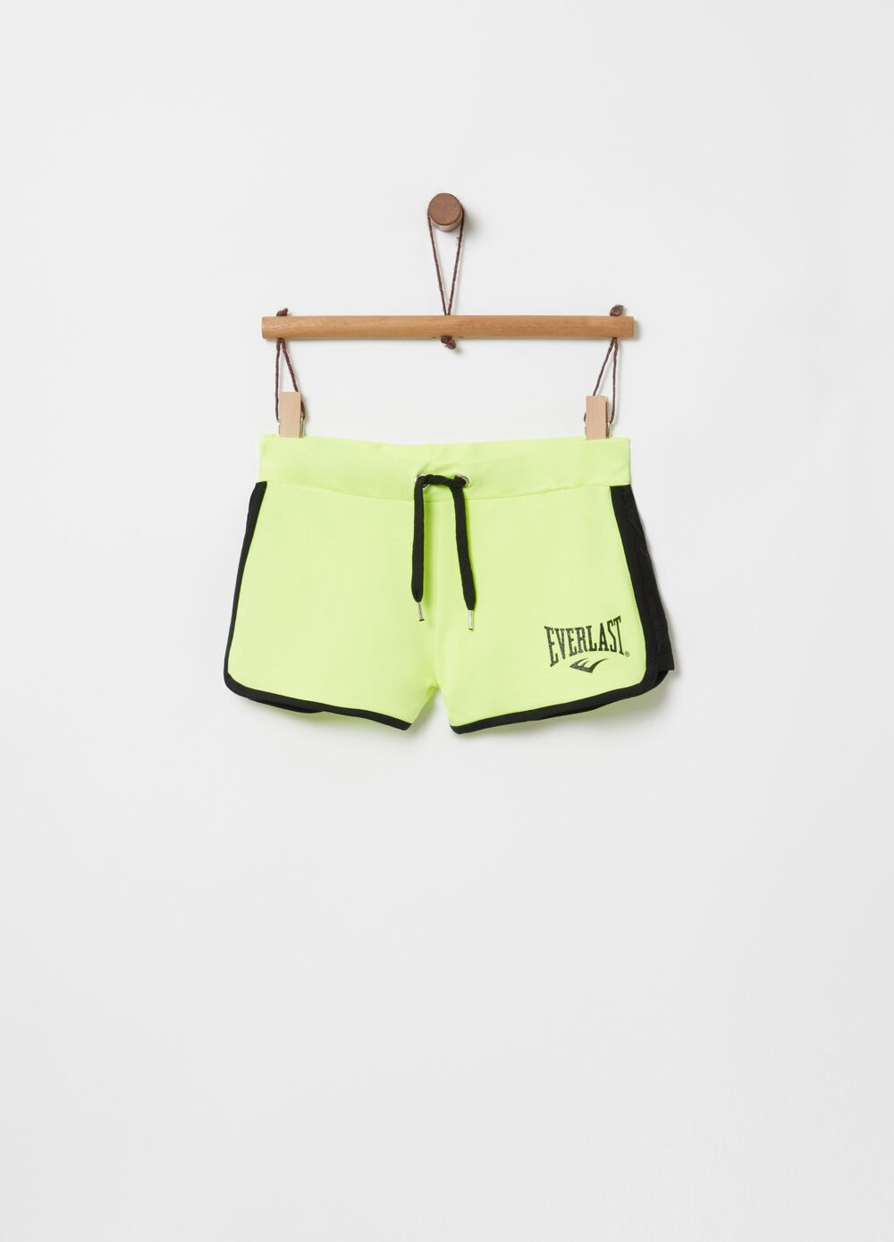 Everlast stretch shorts with drawstring