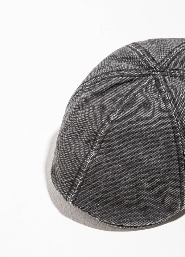 Solid colour cotton cap | OVS