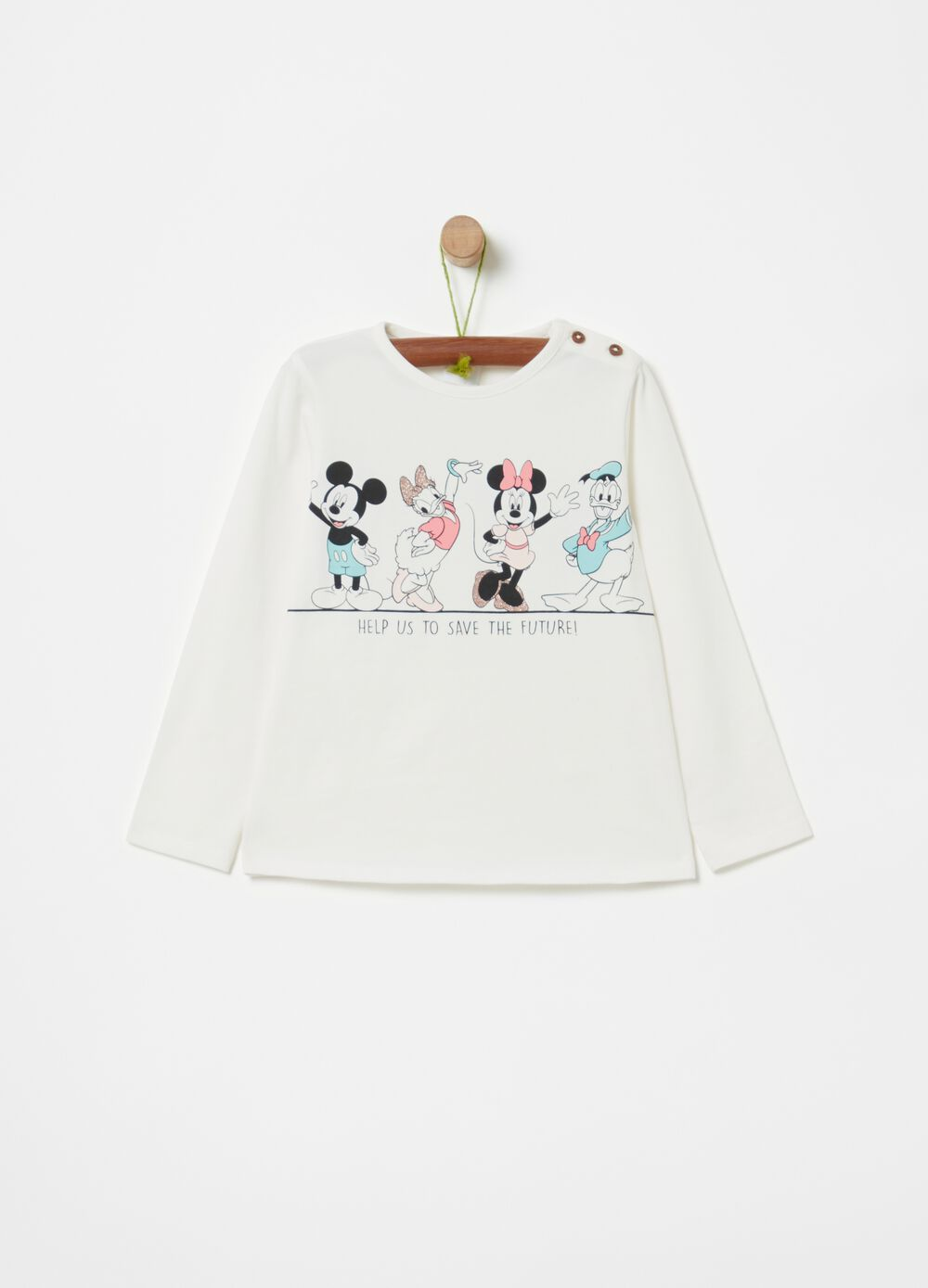 Organic cotton Disney Baby T-shirt