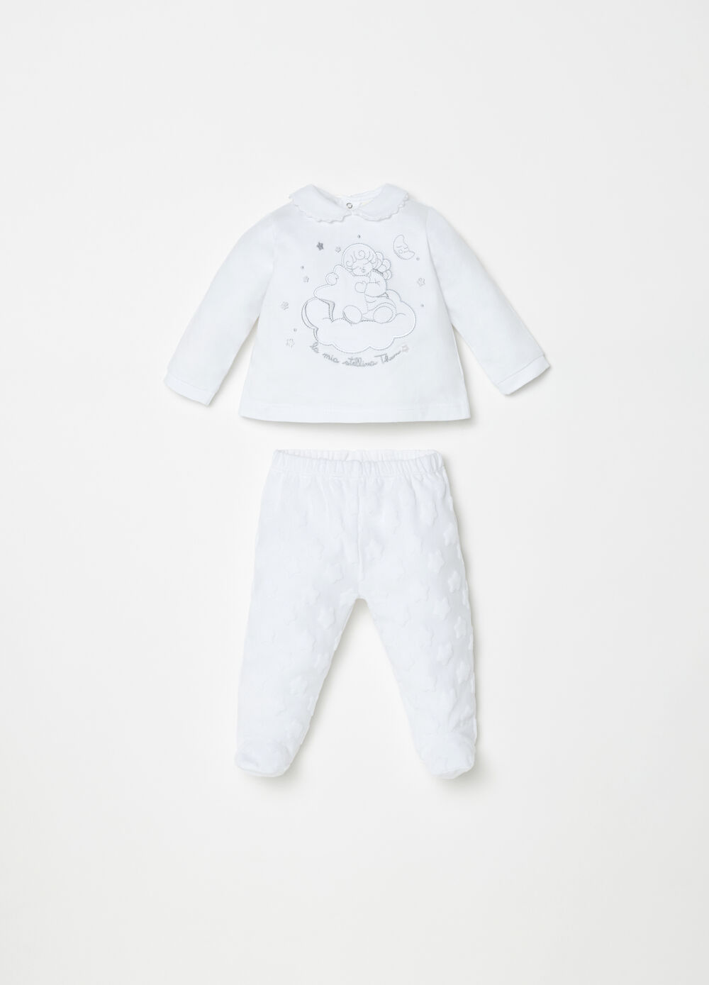 THUN baby tracksuit with sweatshirt and trousers