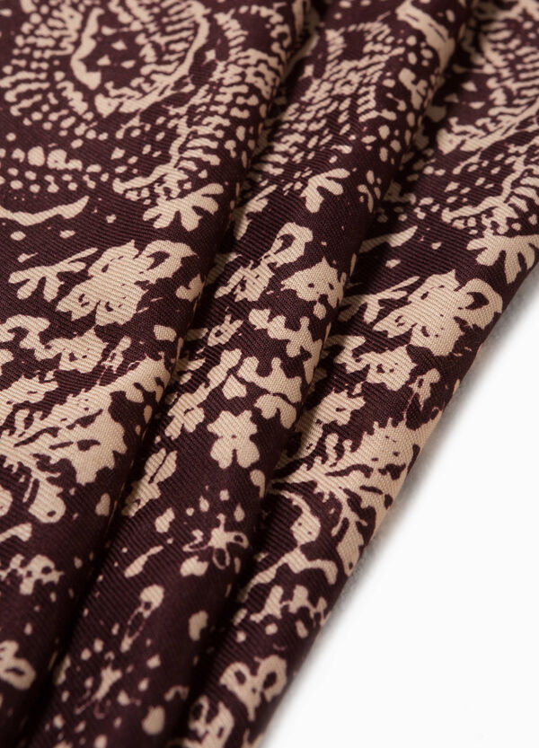 Floral patterned pashmina | OVS