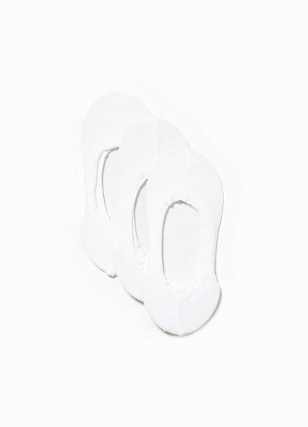 Three-pair pack shoe liners | OVS