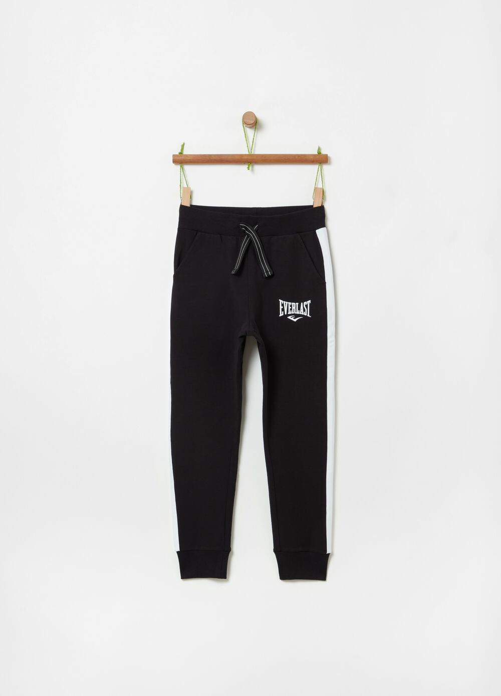 Everlast stretch cotton joggers