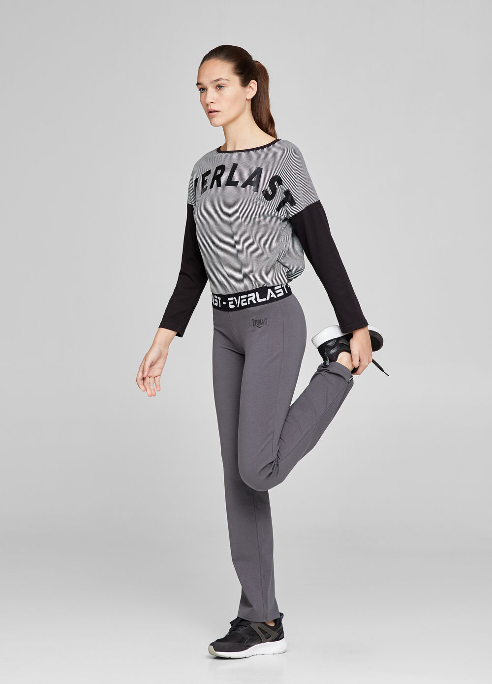 Everlast stretch gym trousers
