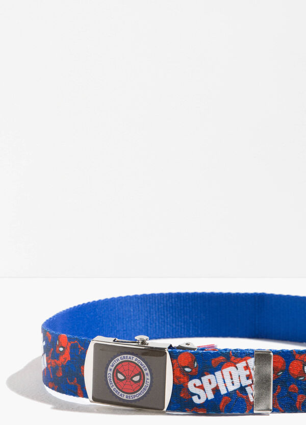 Spiderman pattern belt | OVS