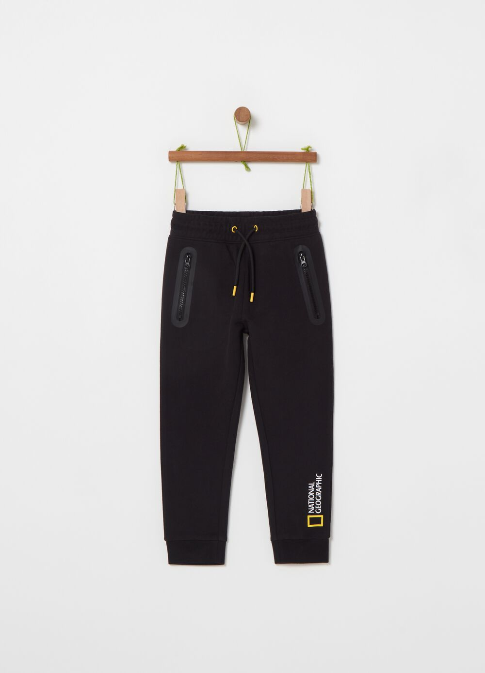 National Geographic joggers