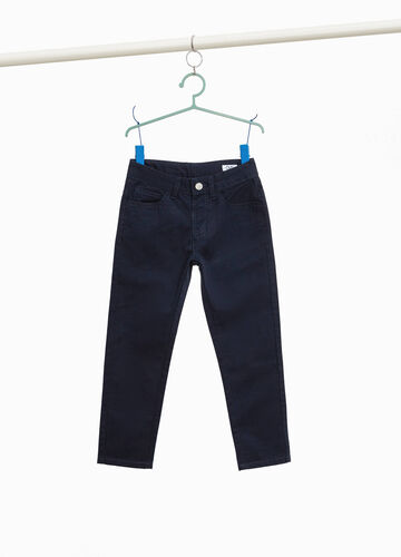 100% cotton twill trousers
