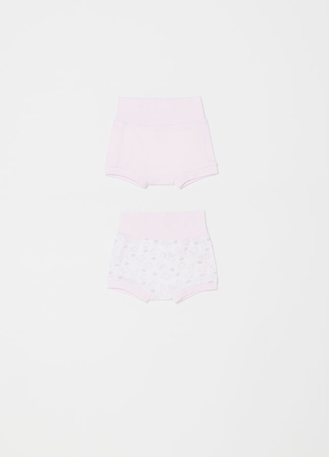 Two-pack BCI cotton briefs