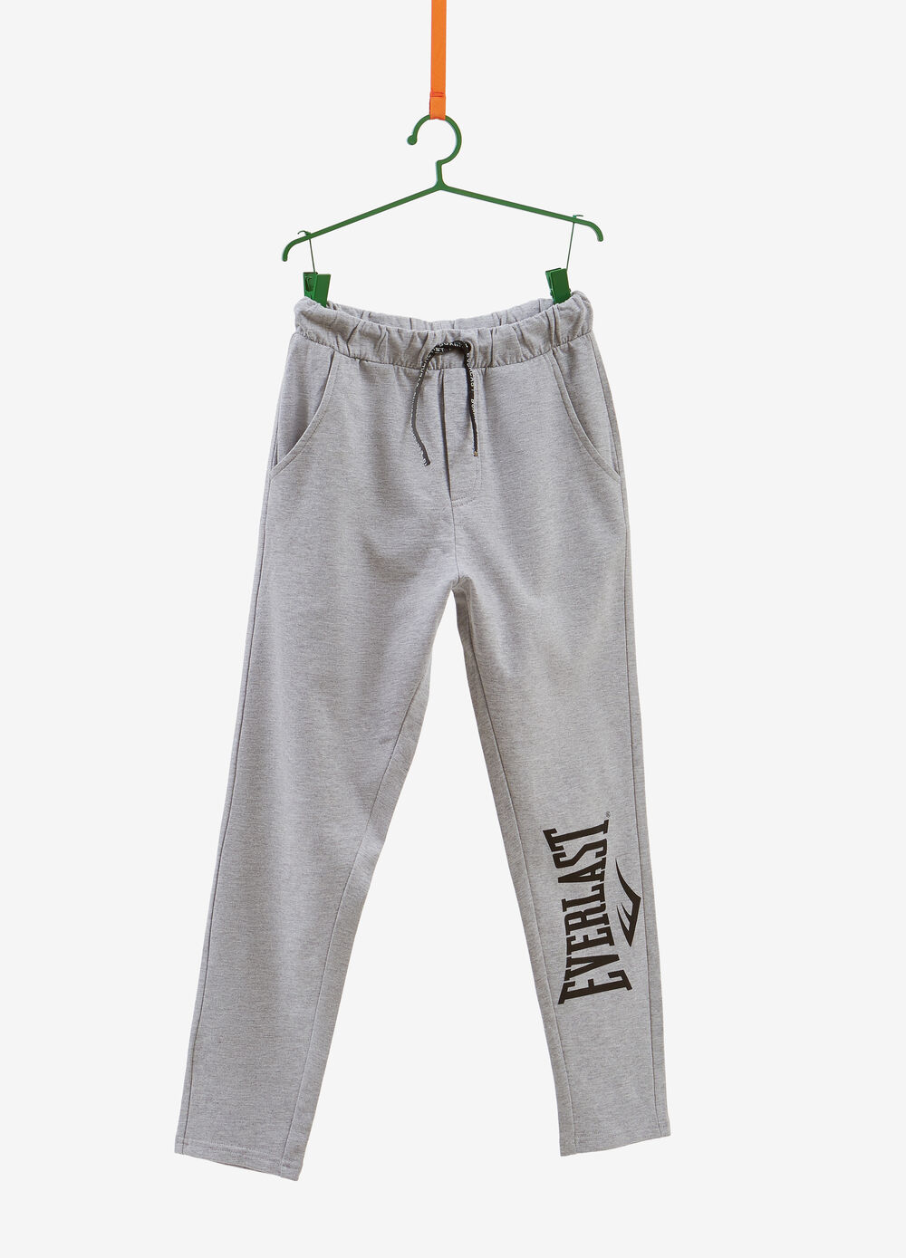 Everlast cotton and viscose trousers