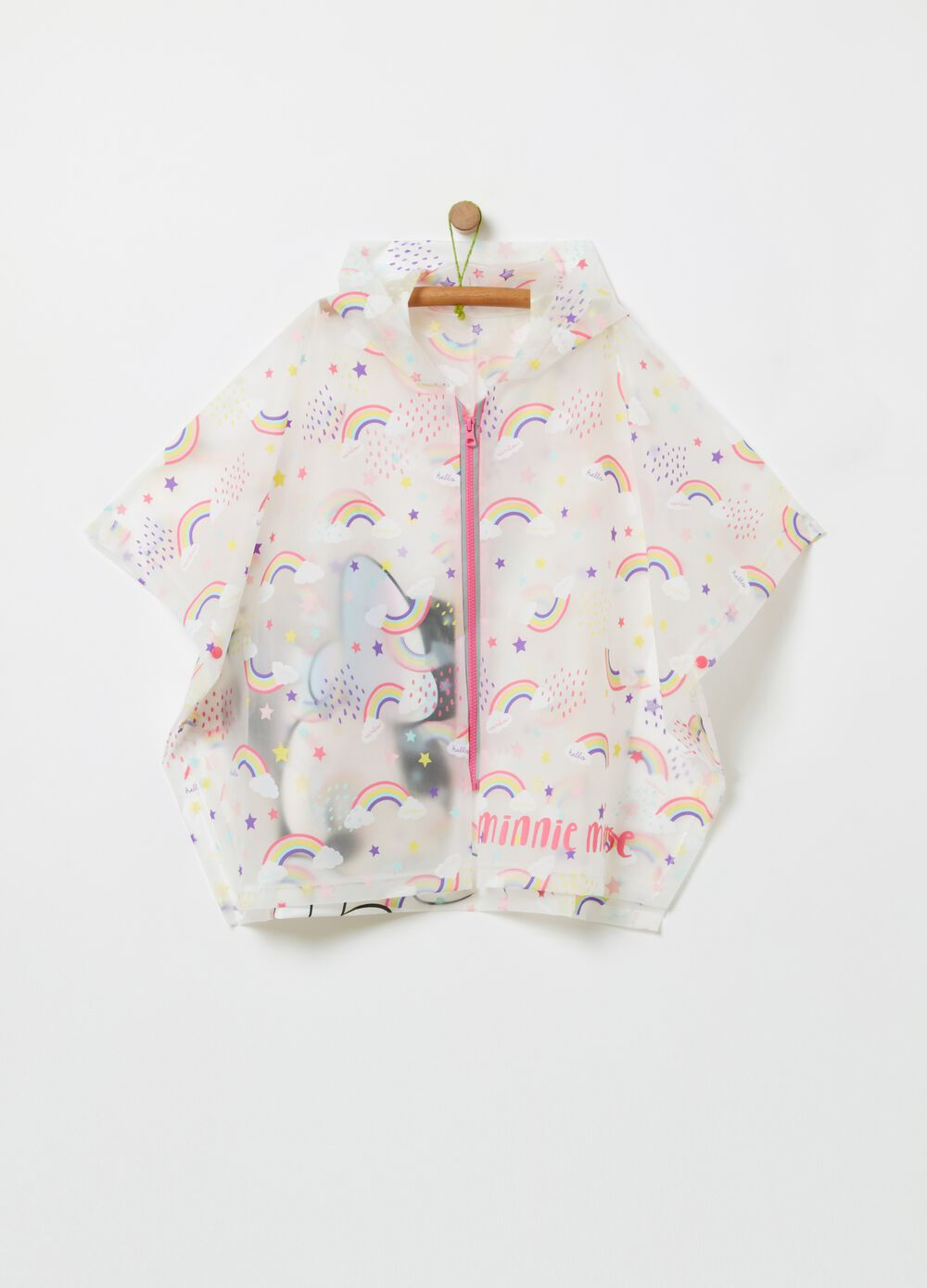 Disney Minnie Mouse rain poncho