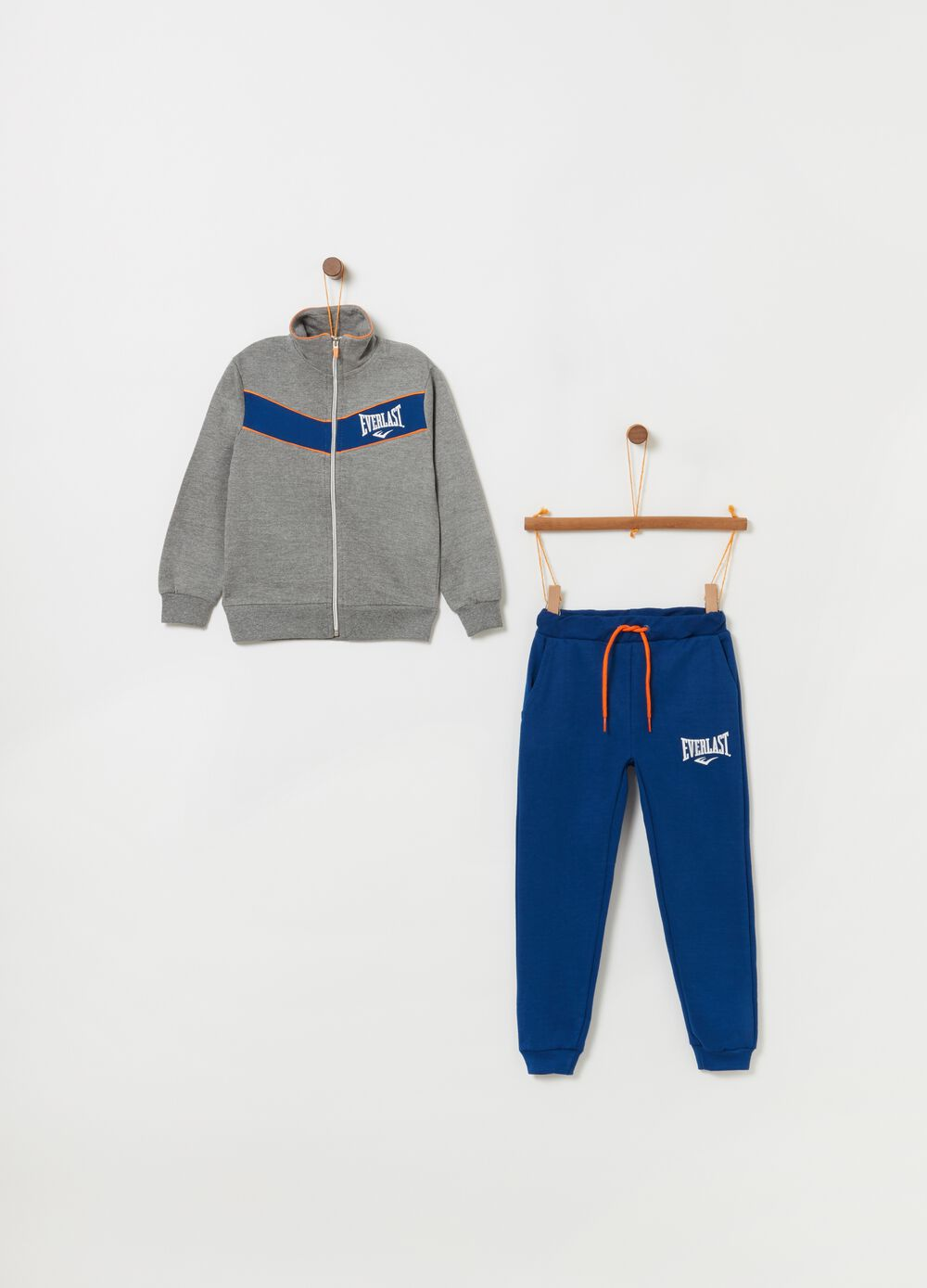 Everlast jogging set with top and trousers