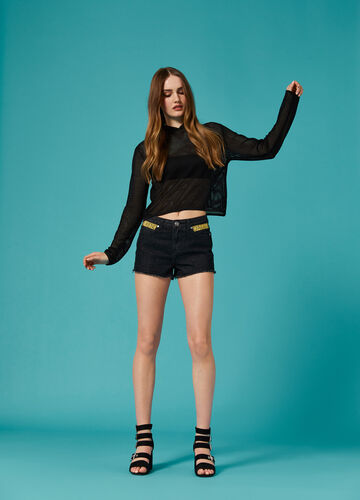 Jeans-Shorts Print K+K for OVS