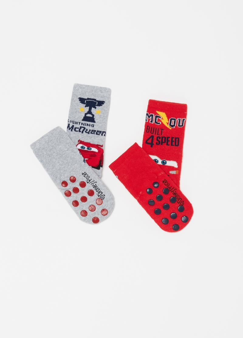 Two-pair pack Disney Cars socks image number null