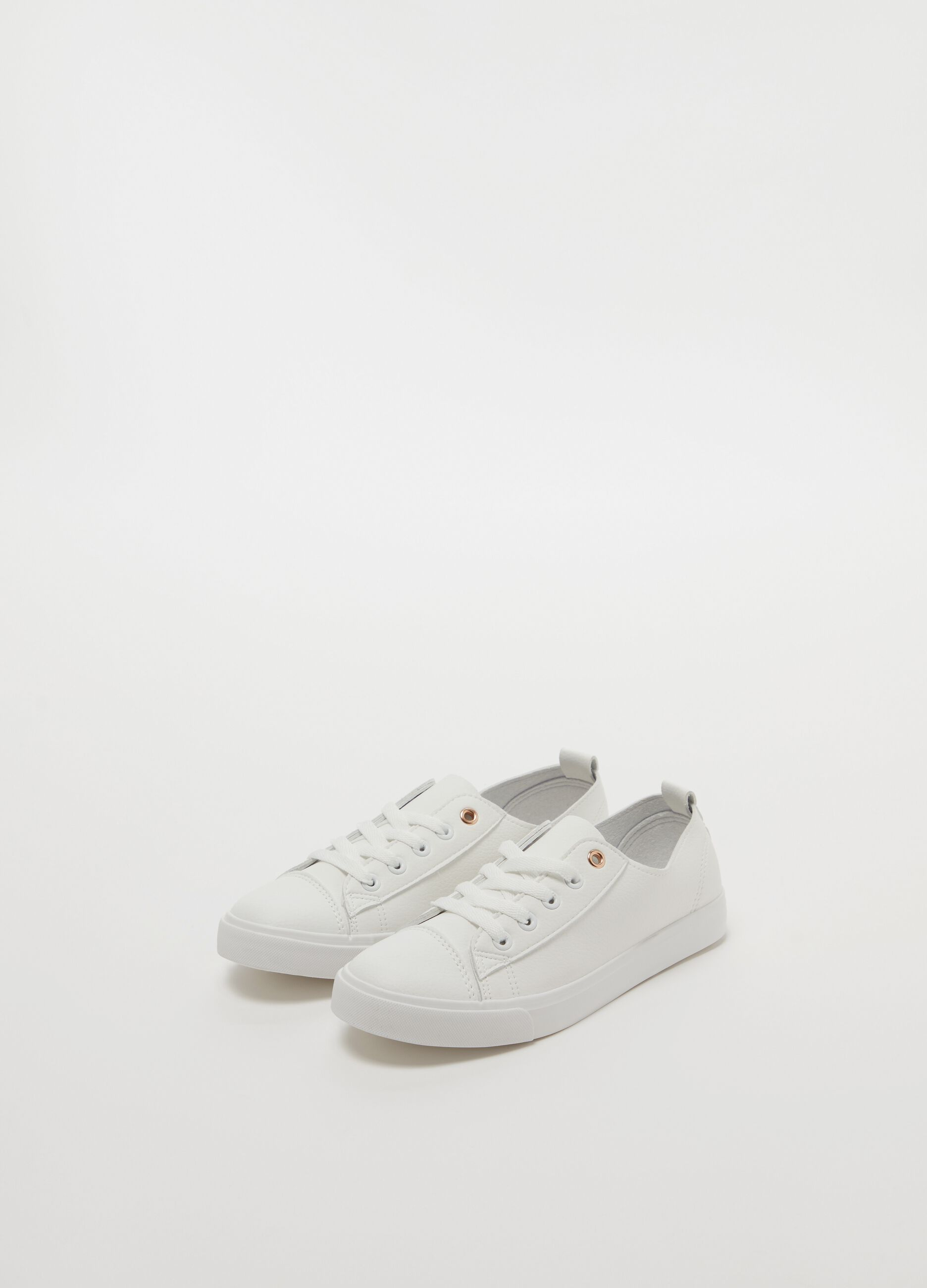Sneakers with flat sole | OVS-ES