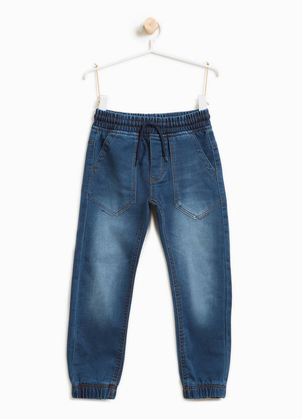 Jeans cuff hem con coulisse | OVS