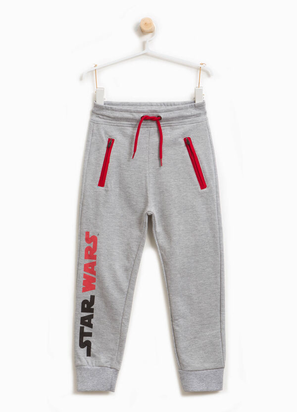Star Wars joggers with drawstring