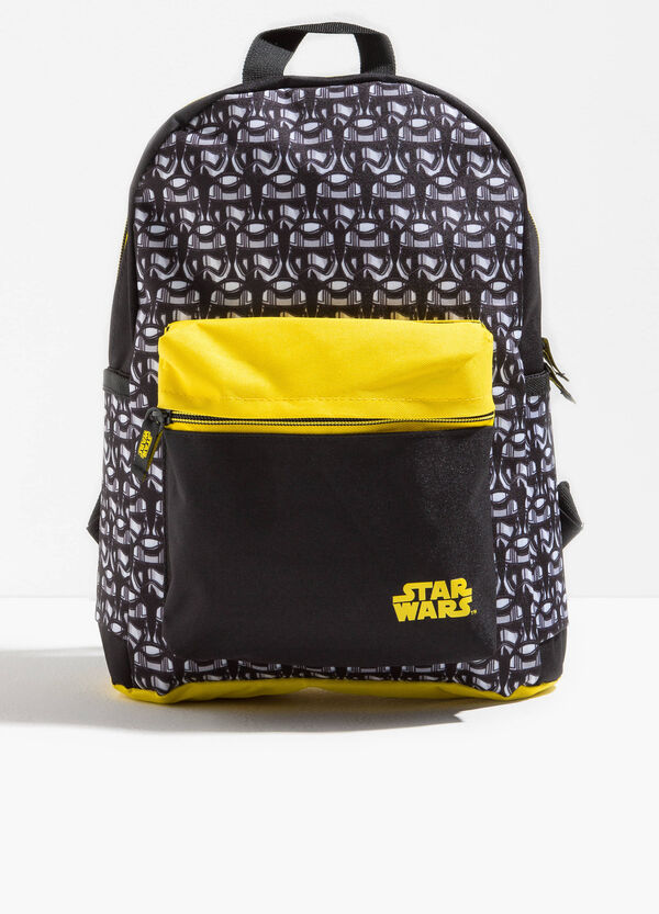 Back pack with Star Wars pattern and print | OVS