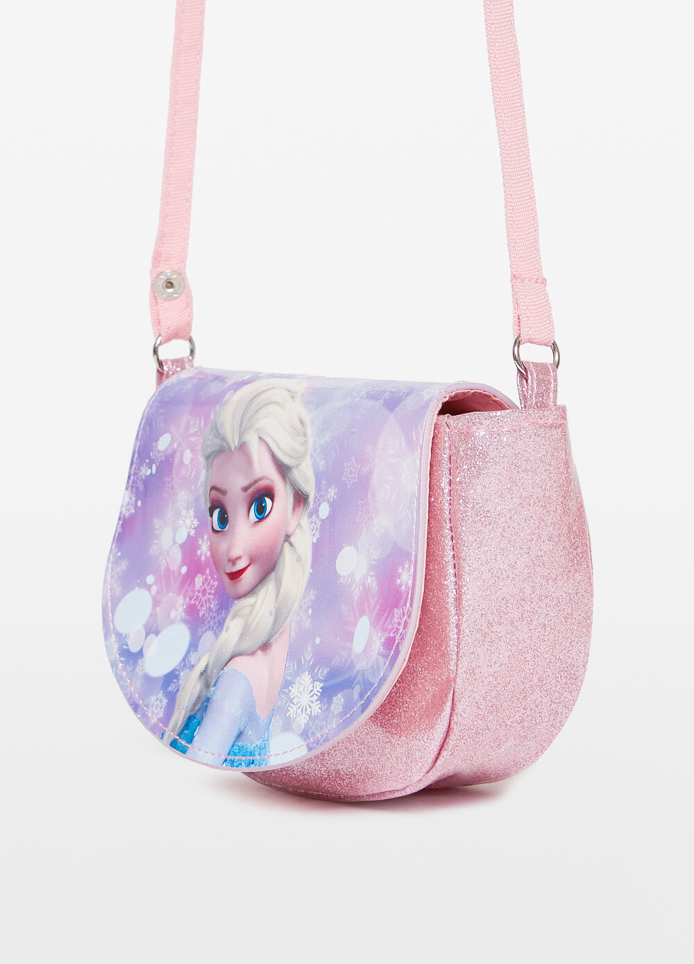Shoulder bag with maxi Frozen print