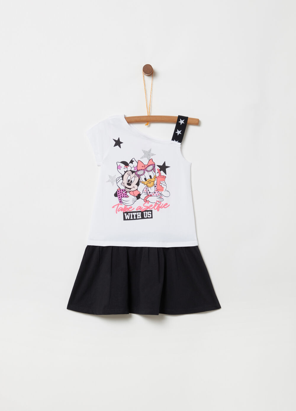 Disney Minnie Mouse and Daisy Duck stretch dress