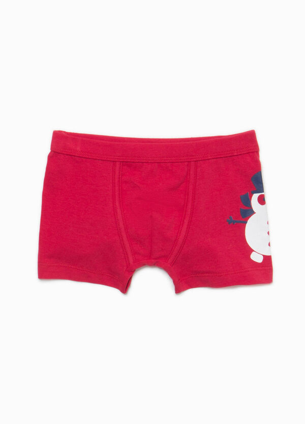 Boxer Better Cotton stampato | OVS