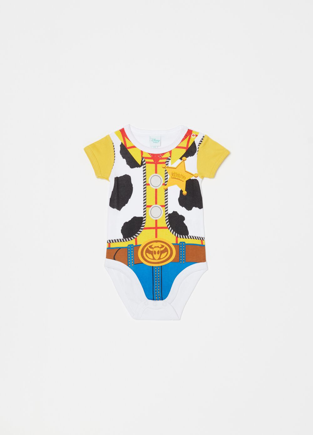 Disney Toy Story 3 bodysuit in 100% cotton