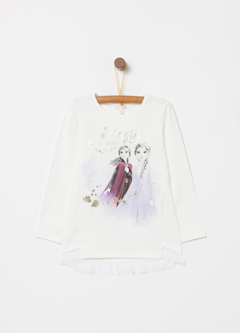 Long-sleeved Disney Frozen 2 T-shirt