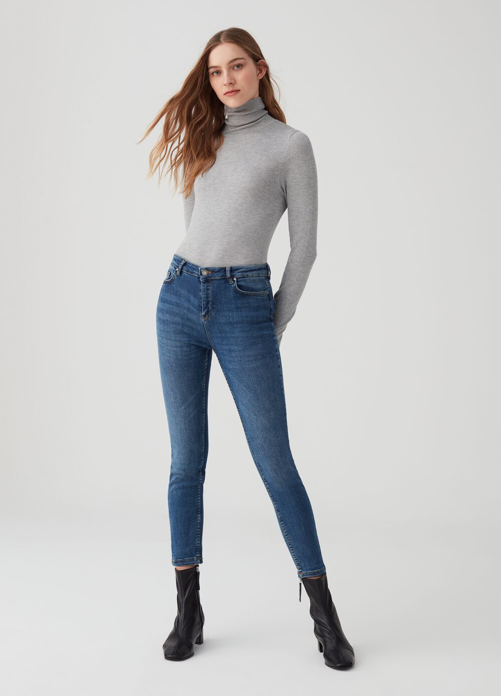 Superskinny-fit ultra-stretch jeans