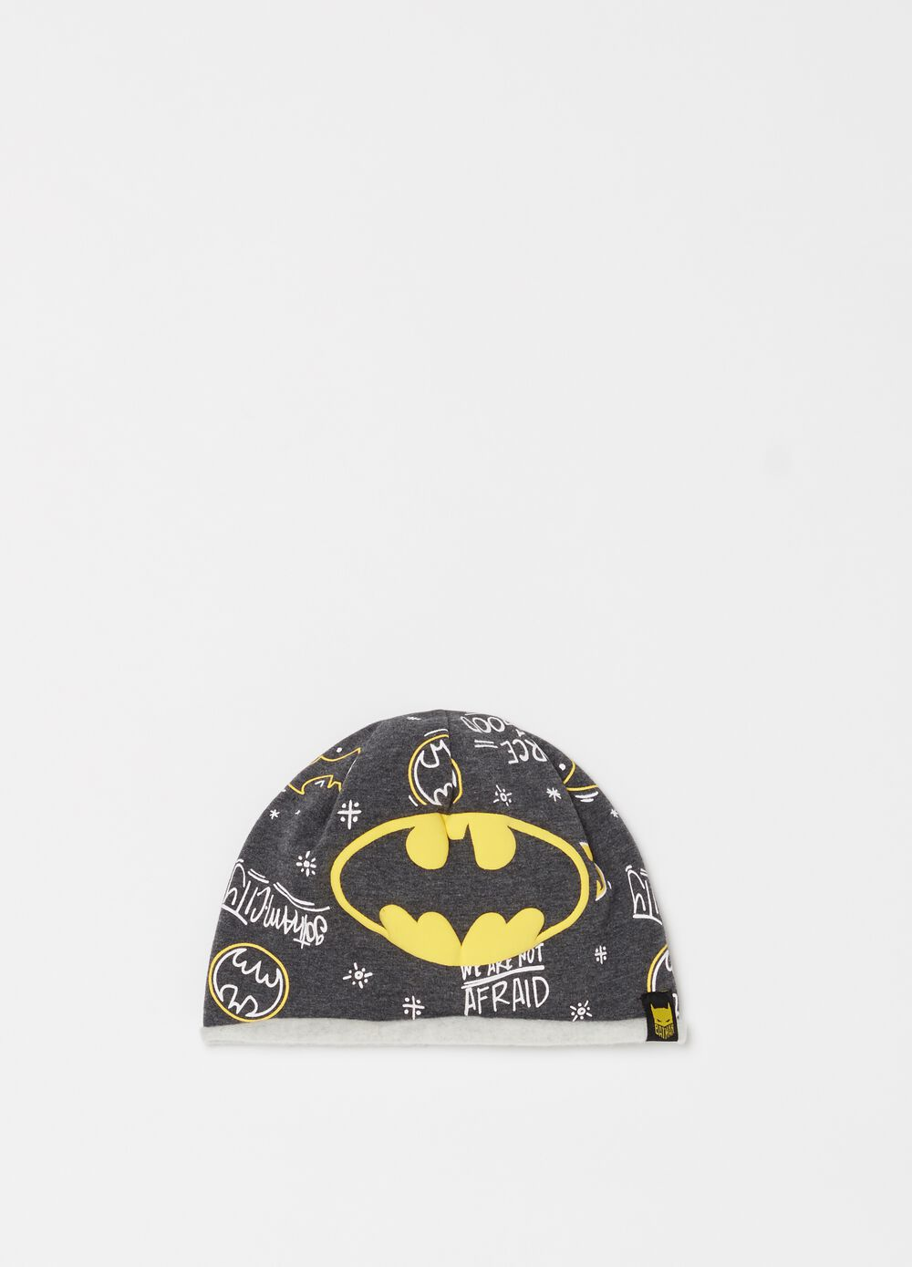 Warner Bros Batman jersey hat [DC COMICS]