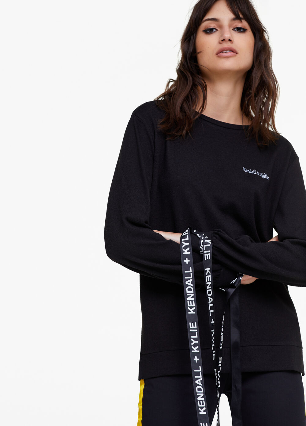K+K for OVS stretch pullover