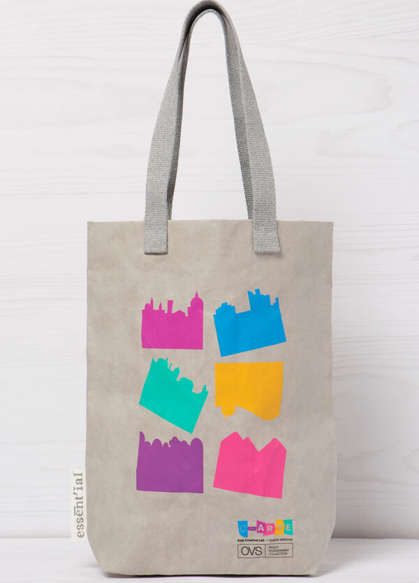 Bolso shopper Essent'ial para Kids Creative Lab | OVS