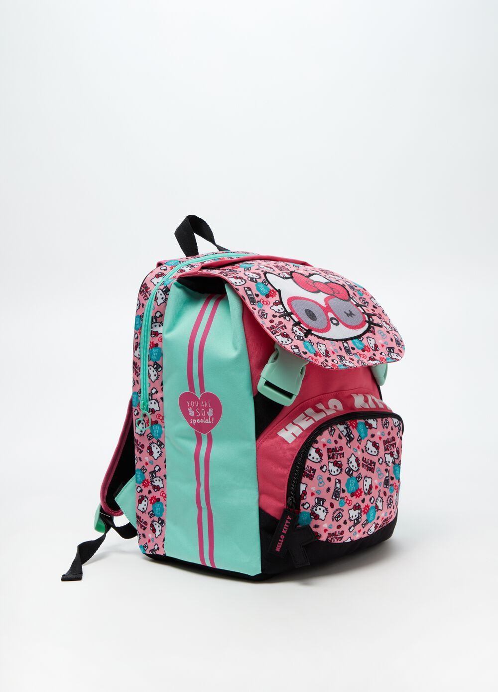 Hello Kitty double backpack