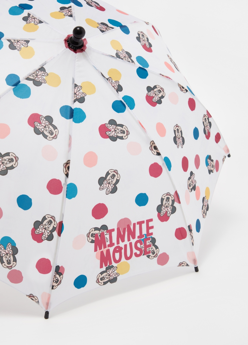 Umbrella with Disney Minnie Mouse pattern image number null