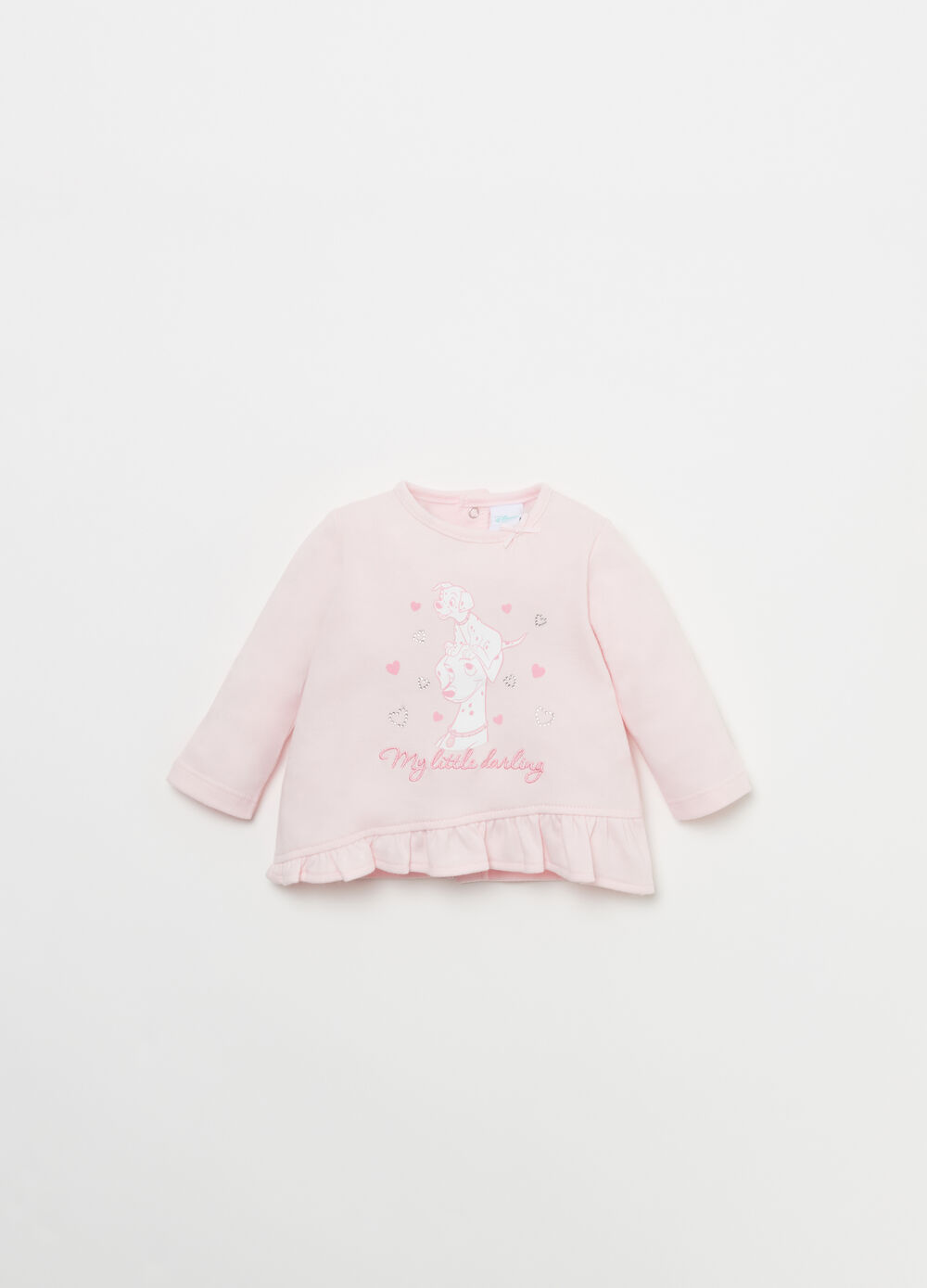 Disney Baby BCI T-shirt with bow