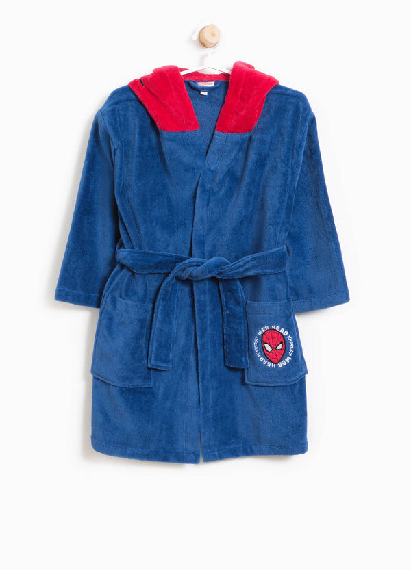 Spiderman 100% cotton bathrobe | OVS