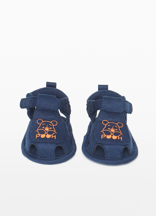 Winnie the Pooh canvas sandals