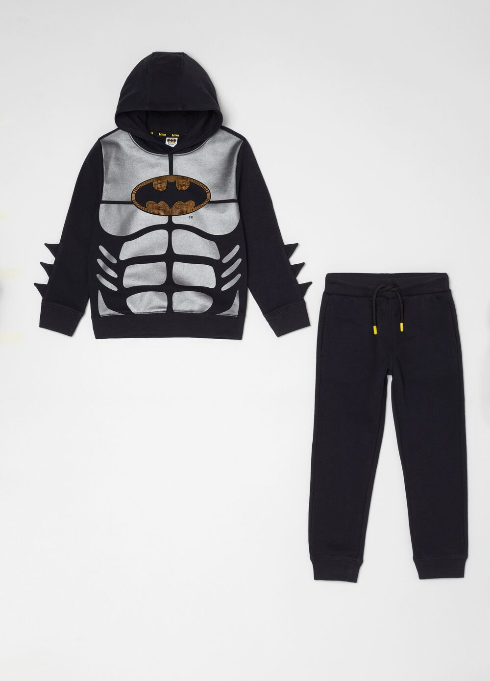 Batman sweatshirt and trousers jogging set [DC COMICS]