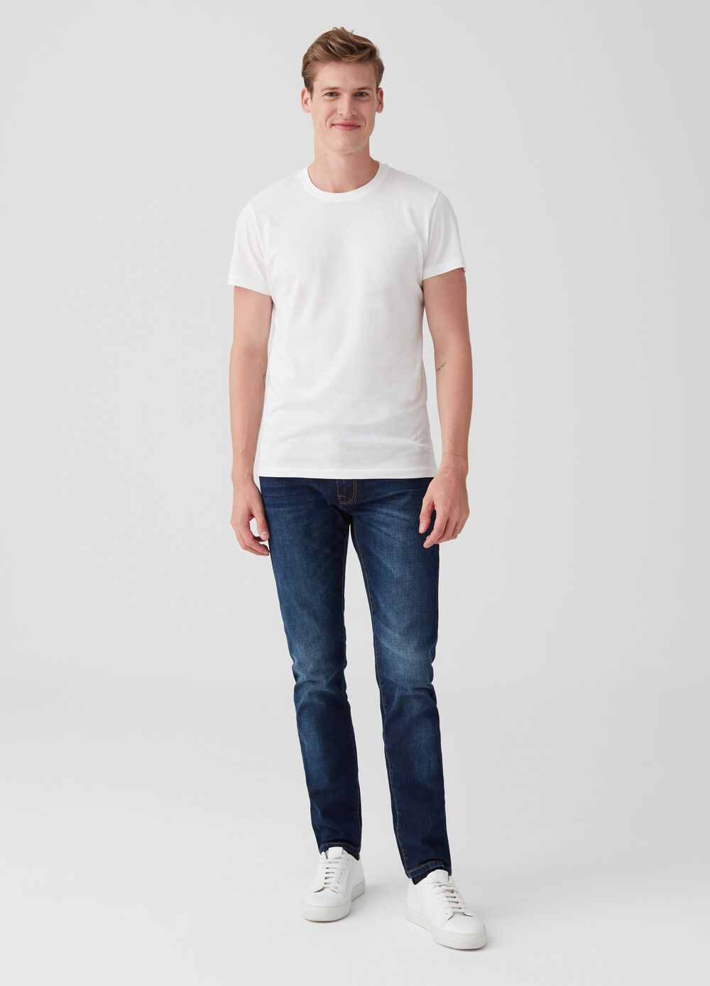Jeans slim fit stretch used
