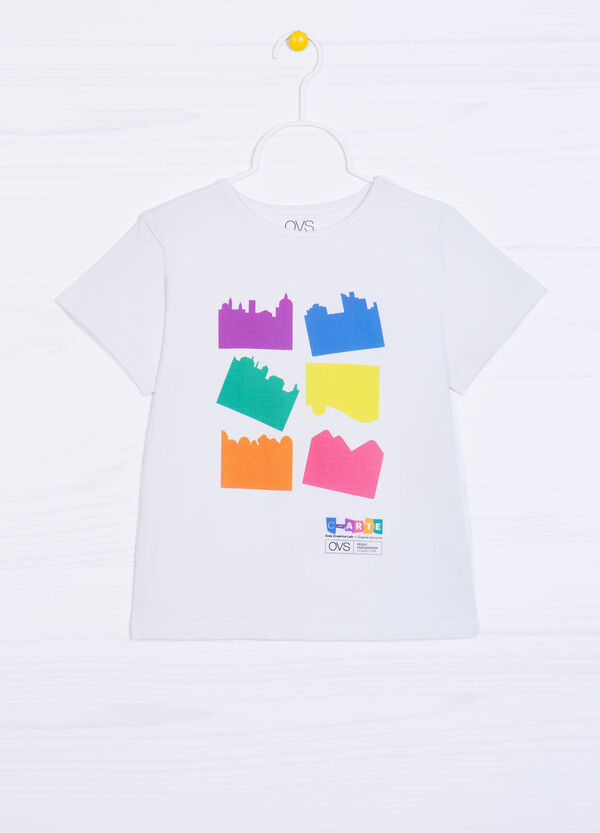 T-shirt Special Edition - Kids Creative Lab T-shirt   OVS