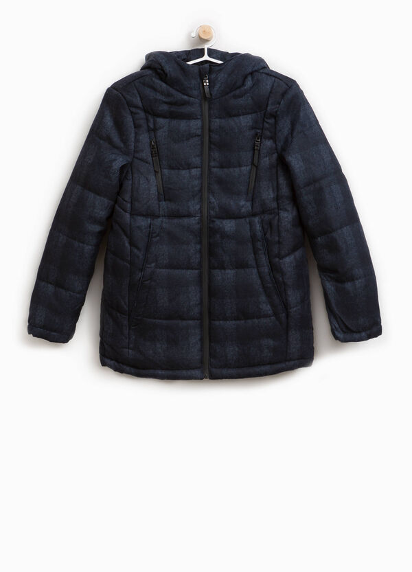 Checked flannel jacket | OVS