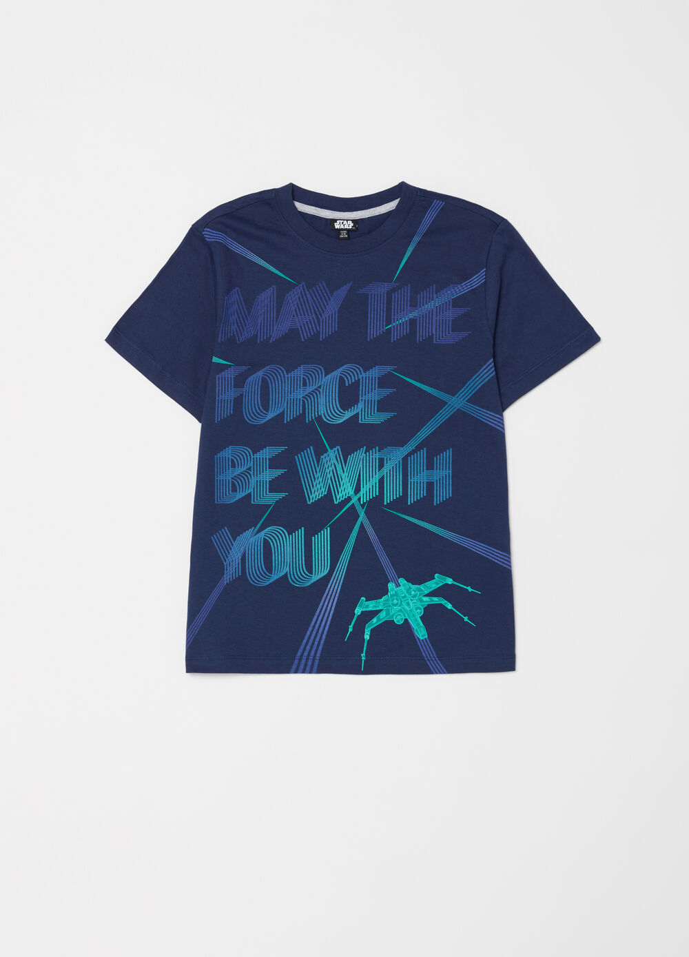 Star Wars lightweight jersey pyjamas