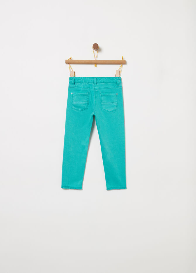 Stretch super skinny trousers