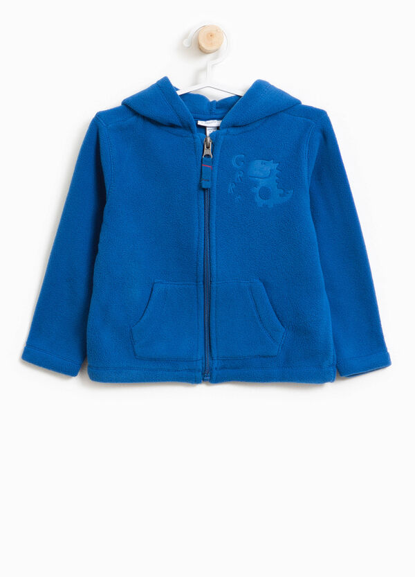 Sweatshirt with imprinted dinosaur | OVS