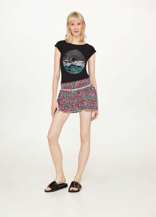 Floral shorts by Maui and Sons