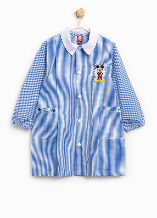 Mickey Mouse check smock | OVS