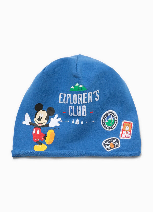 Mickey Mouse print beanie cap | OVS