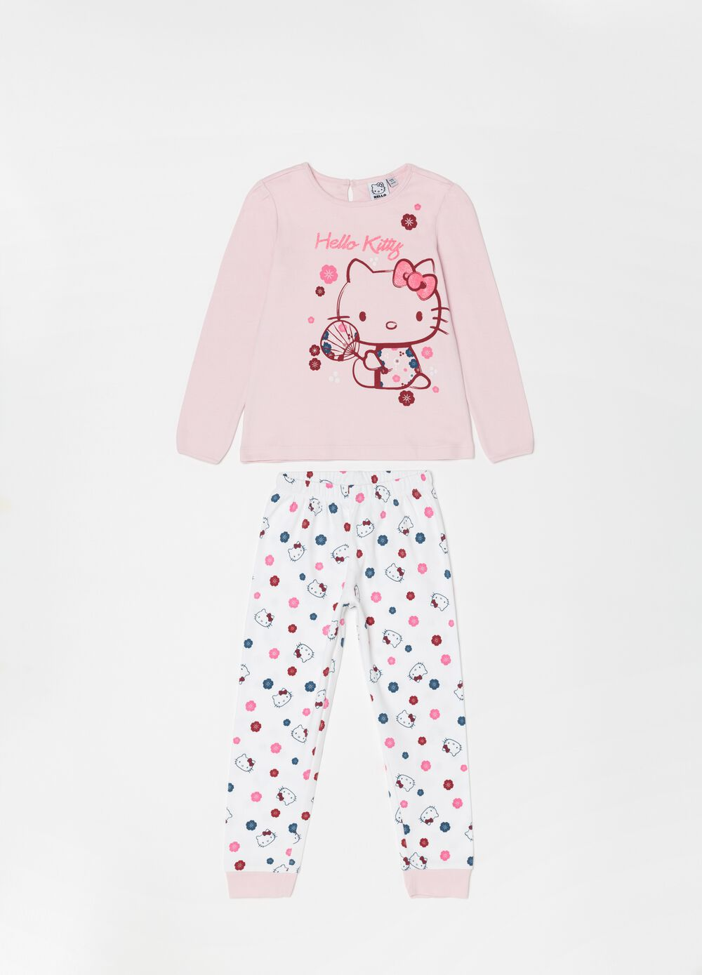 100% cotton Hello Kitty pyjamas